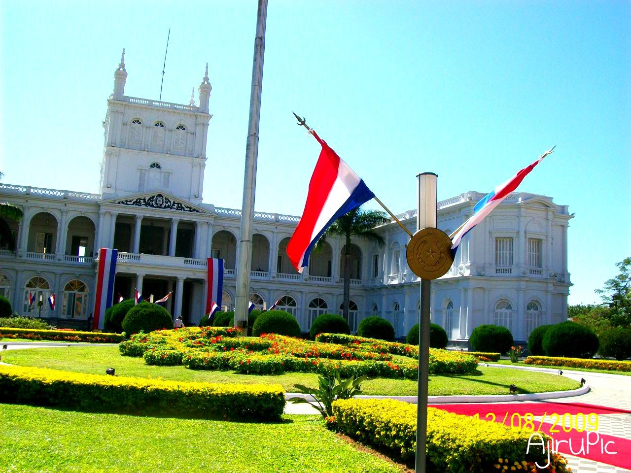 casas presidenciales
