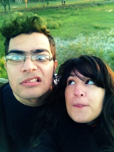 En el parque Ñu Guazú