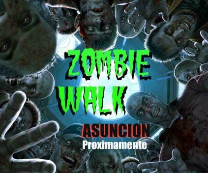 zombiewalk asunción