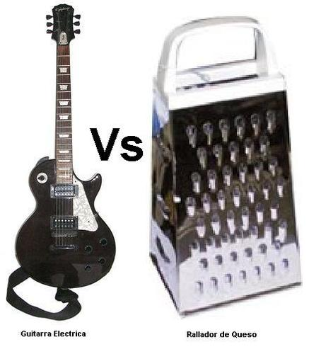Rock Vs Cumbia