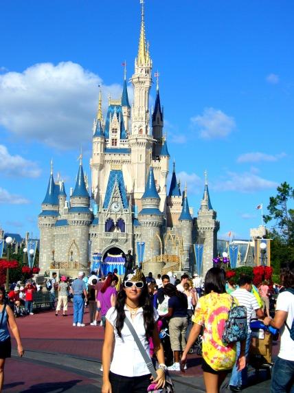 "Walt Disney World, ""Where the dreams come true"""